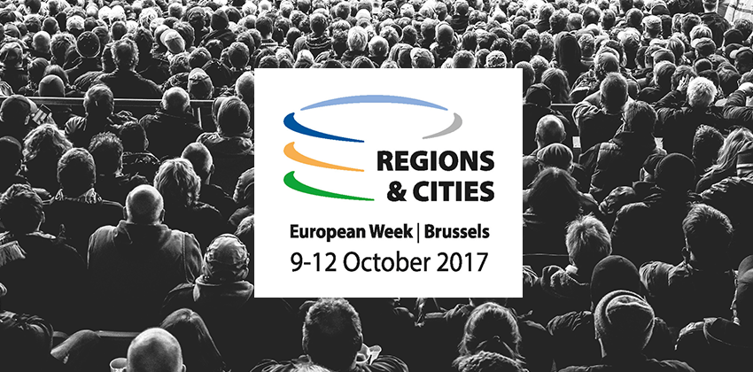 What are EU Regions talking about? A quick glance at the European Week of Regions and Cities