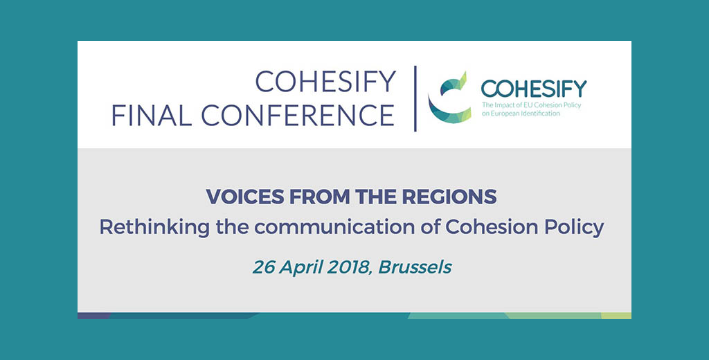 """Voices from the regions"": Cohesify Final Conference"