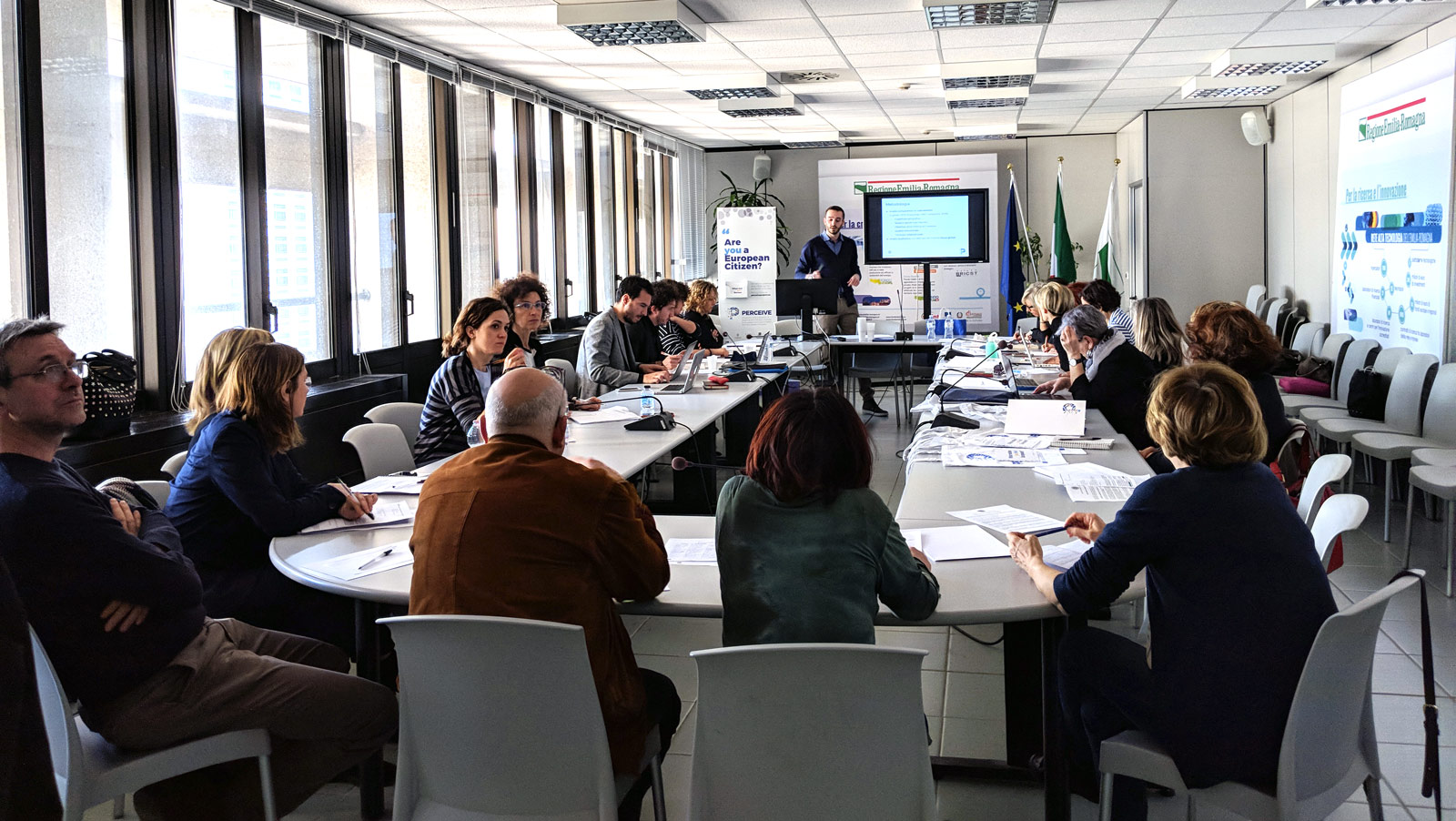 Our workshop with Emilia-Romagna Region: the challenges of communicating Cohesion Policy