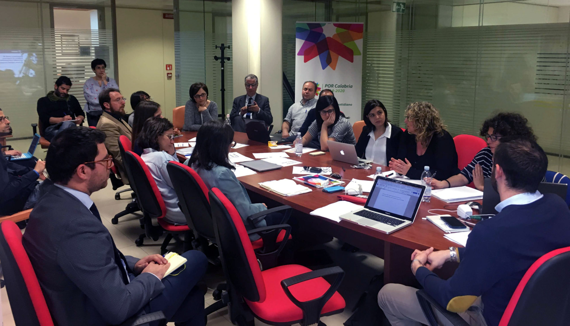PERCEIVE's workshop with Calabria Region: a good practice for Cohesion Policy communication