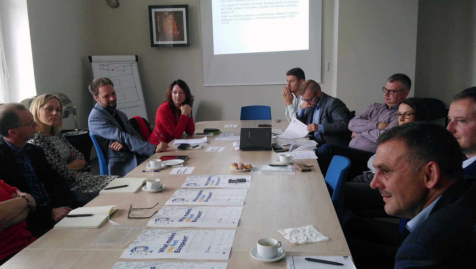 PERCEIVE's Workshop with LMAs in Dolnoslaskie region, Poland: more flexibility and simpler messages to citizens