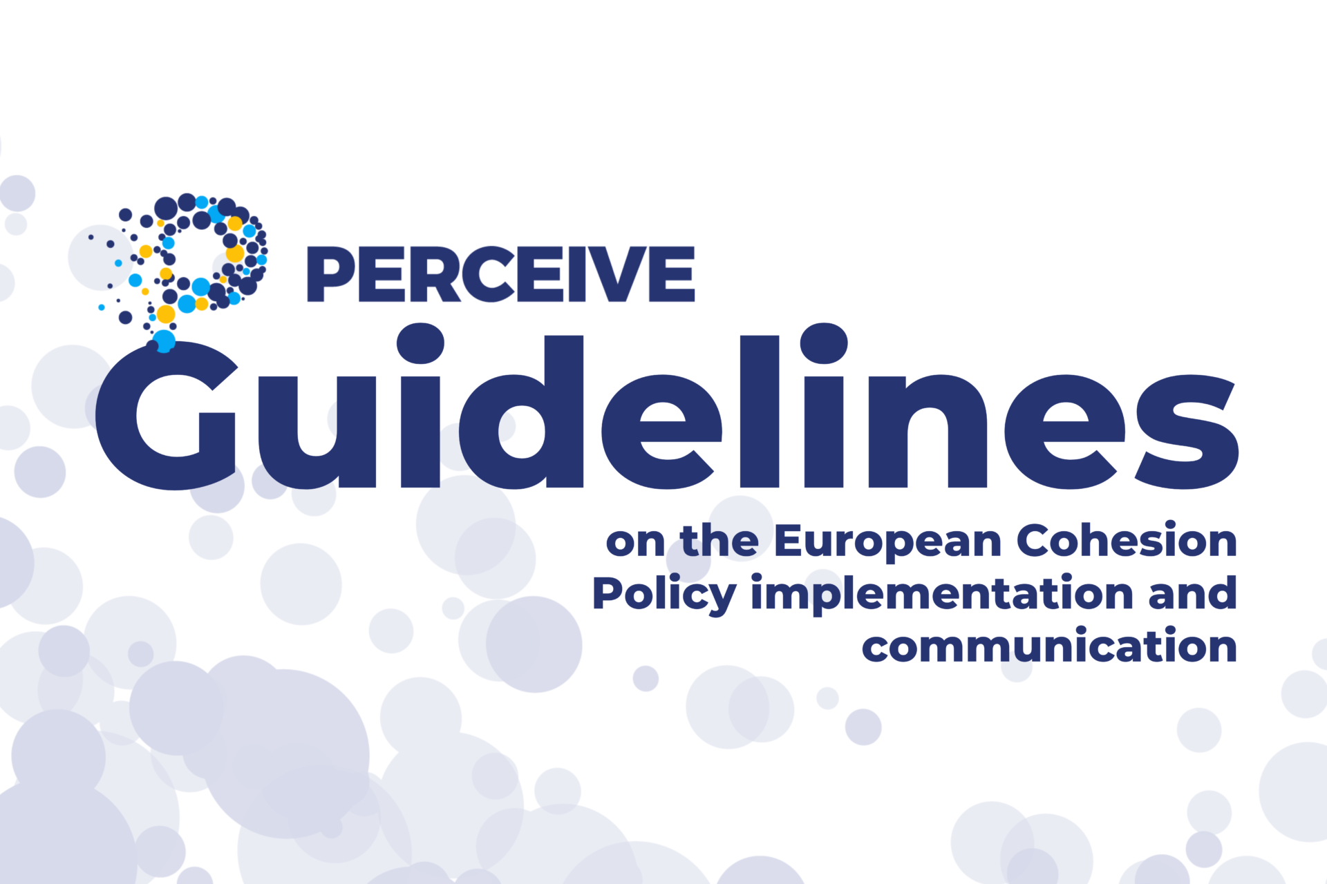 PERCEIVE Guidelines